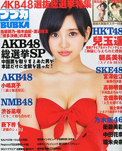 BUBKA 2015 / No. 08