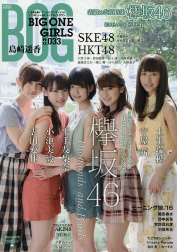 BIG ONE GIRLS 2016 / No. 06