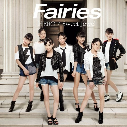 HERO / Sweet Jewel [CD+DVD]