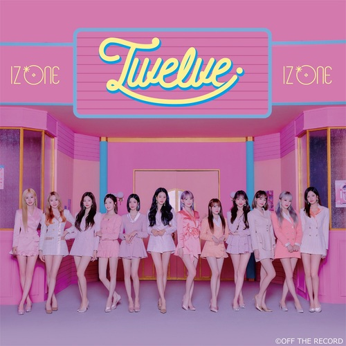 Twelve (Type A) [CD+DVD]