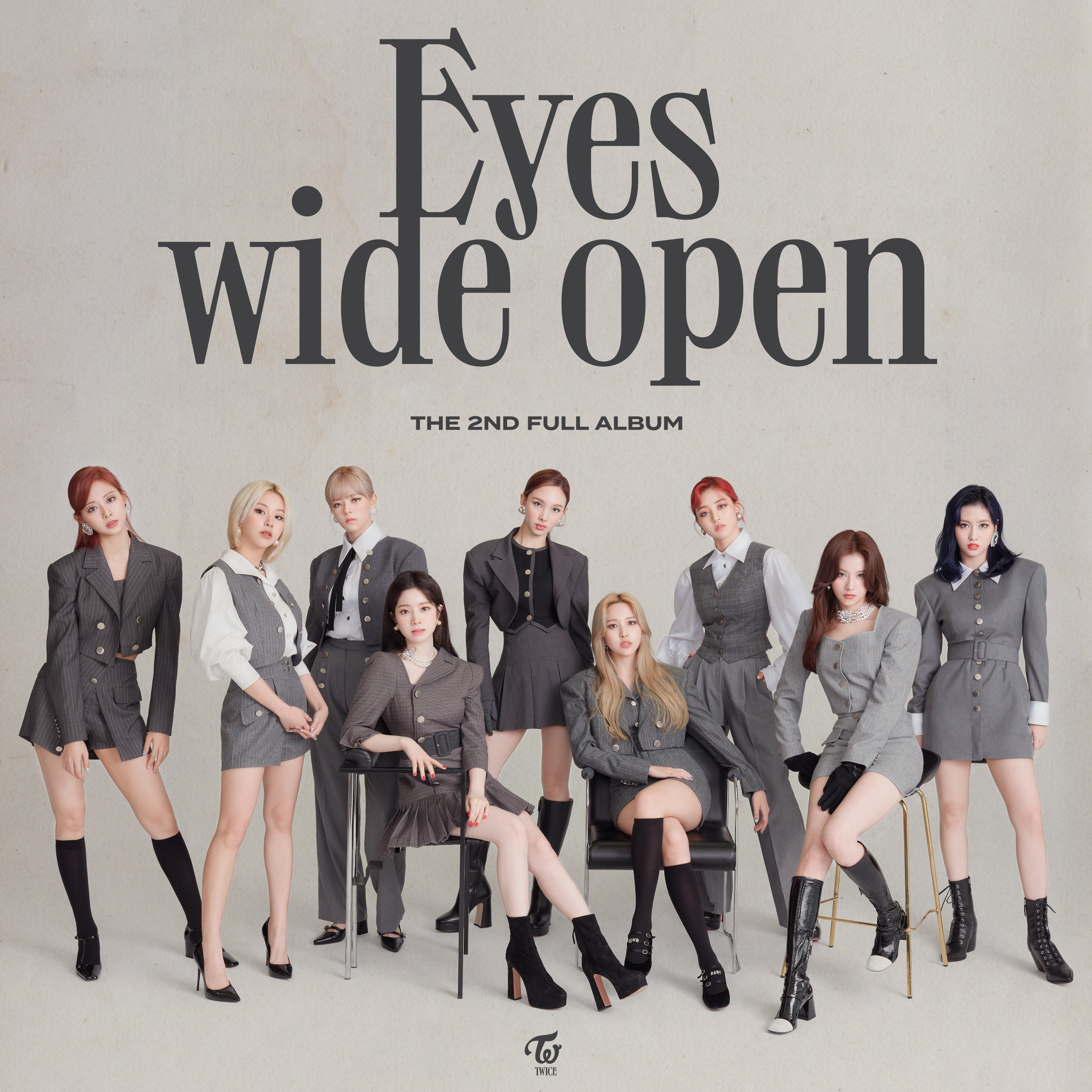 Eyes Wide Open (Style Version)
