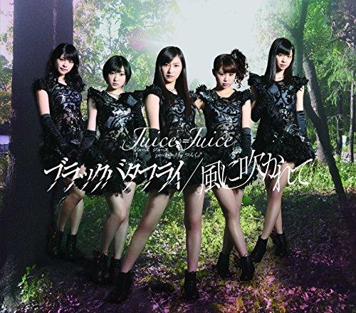 Black Butterfly/Kaze ni Fukarete (Type A) [CD]