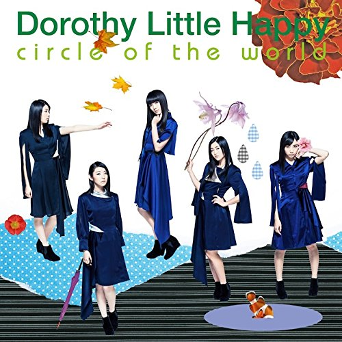 Dorothy Little Happy - circle of the world