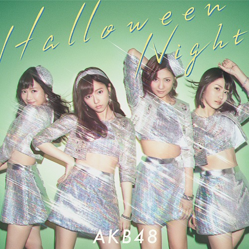 Halloween Night (Type III) (Ltd. Edition) [CD+DVD]
