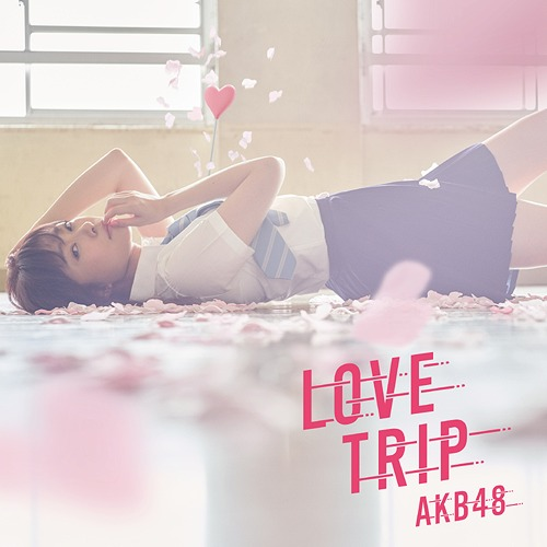 LOVE TRIP / Shiawase wo wakenasai (Regular Edition) (Type A) [CD+DVD]