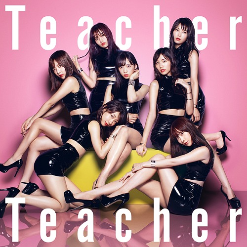 Teacher Teacher (Type A) (Ltd. Edition) [CD+DVD]