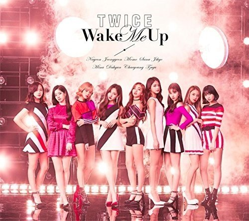 Wake Me Up (Type A) [CD+DVD]