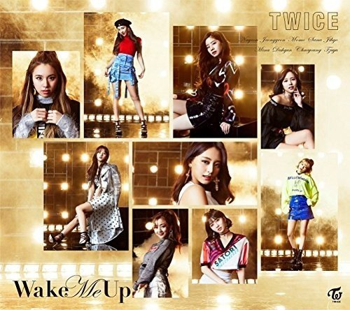 Wake Me Up (Type B) [CD+DVD]