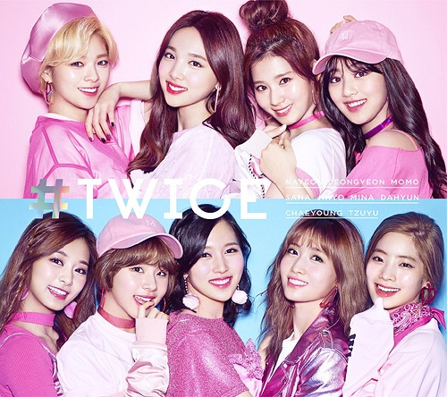 #TWICE (Type B) [CD+DVD]