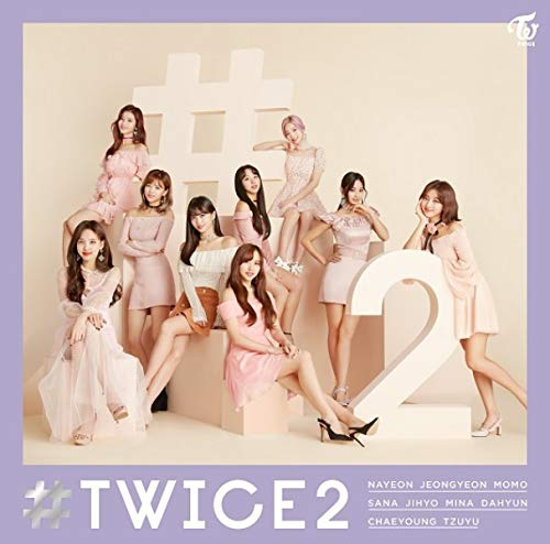 #TWICE2 (Regular Edition) [CD]
