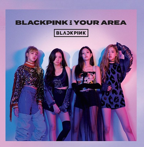 Blackpink In Your Area [CD]