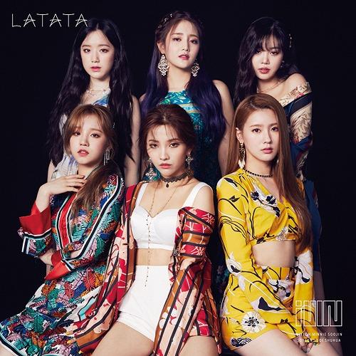 LATATA (Type A) (Ltd. Edition) [CD]