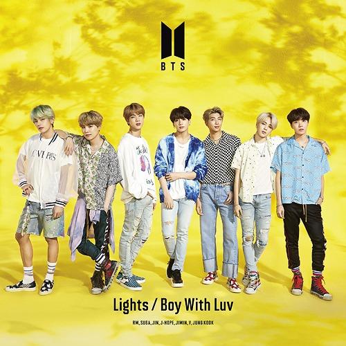 Lights/Boy With Luv(初回限定盤A) [CD]