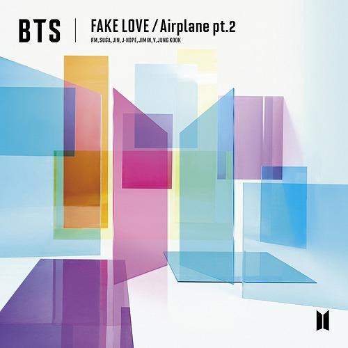 FAKE LOVE/Airplane pt.2 [CD]