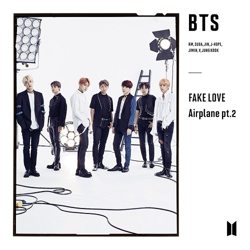 FAKE LOVE/Airplane pt.2(初回限定盤B) [CD]