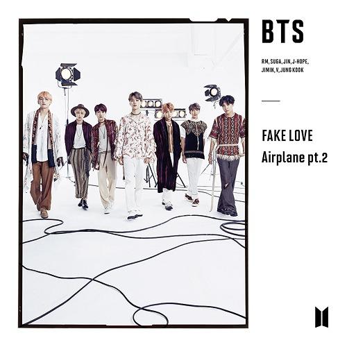 FAKE LOVE/Airplane pt.2(初回限定盤C) [CD]