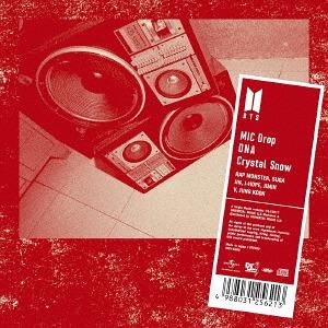 MIC Drop/DNA/Crystal Snow [CD]