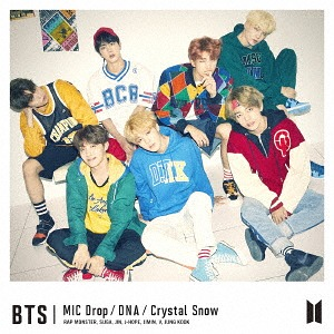 MIC Drop/DNA/Crystal Snow(初回限定盤C) [CD]