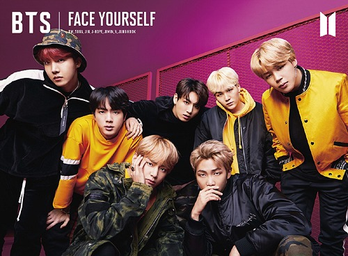 FACE YOURSELF(初回限定盤B) [CD]