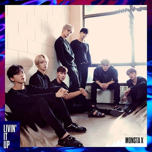 LIVIN' IT UP (Type B) (Ltd. Edition) [CD]