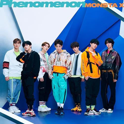 Phenomenon(通常盤[初回プレス限定]) [CD]