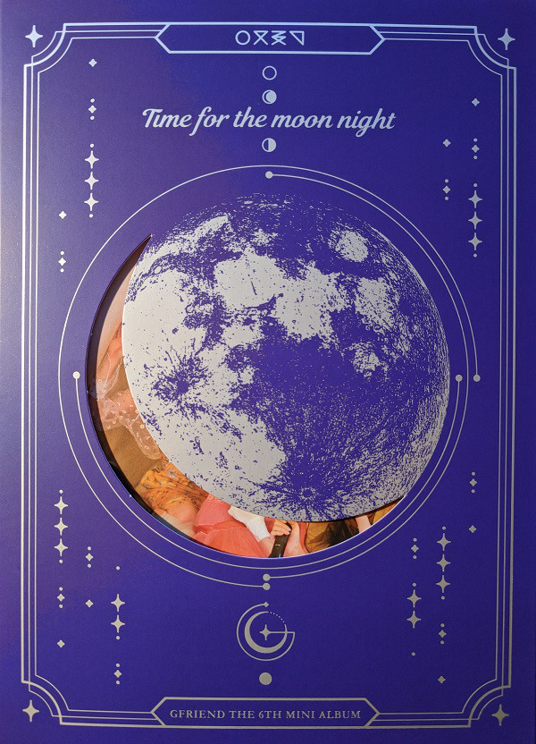 Time for the moon night (Night ver.)