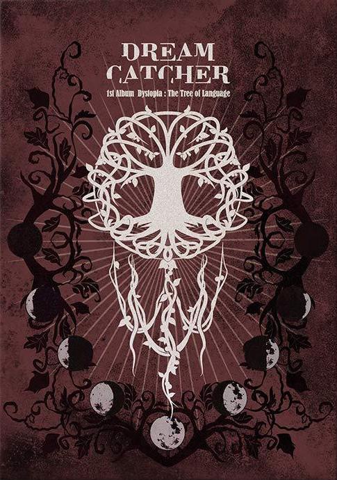 1st Album [Dystopia : The Tree of Language] (I ver.)