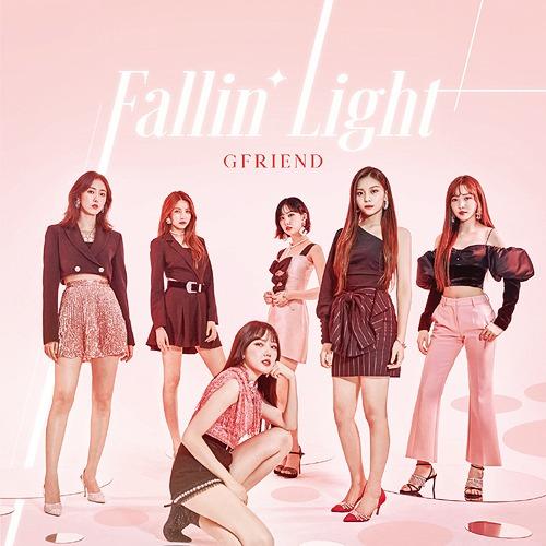 Fallin' Light (通常盤)