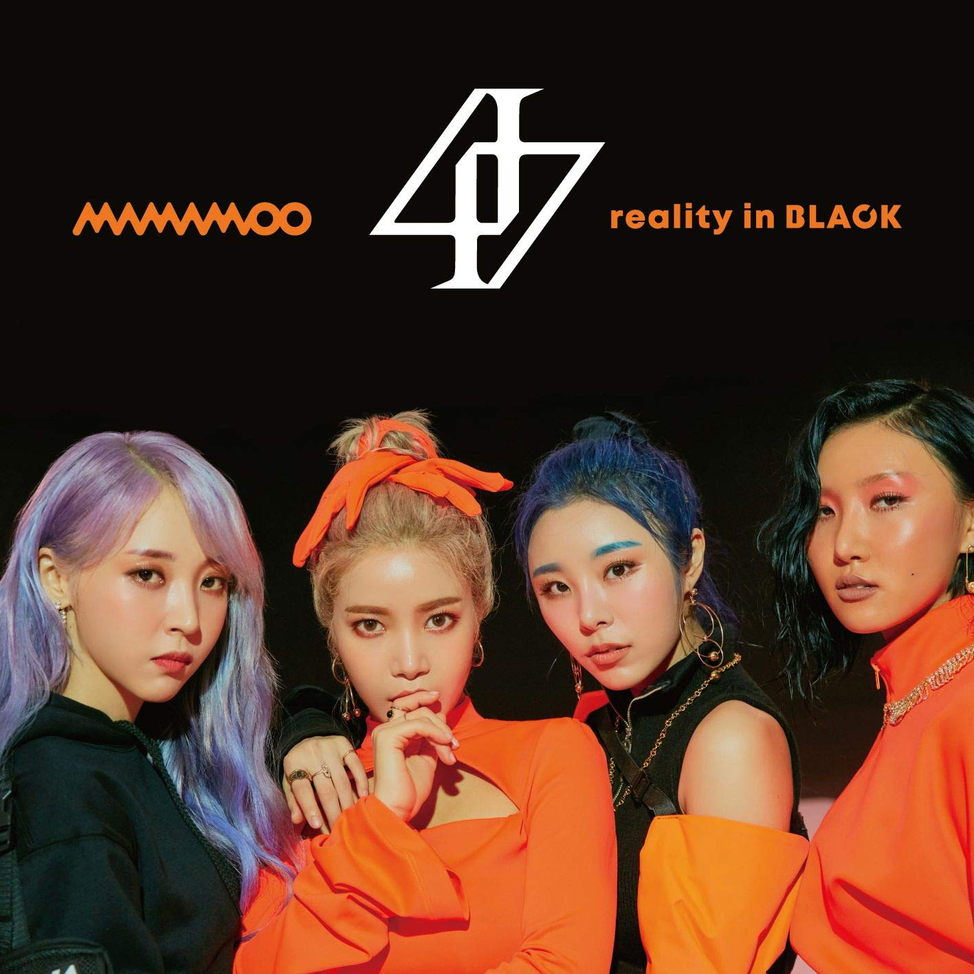 reality in BLACK -Japanese Edition- (Type A) [CD+DVD]