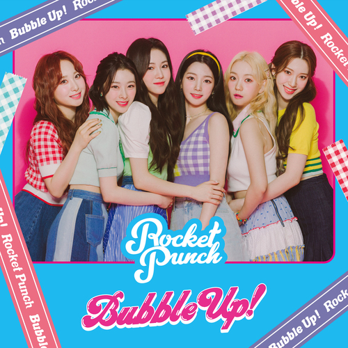 Bubble Up! (Type A) [CD+DVD]