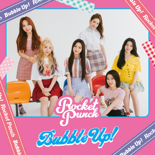 Bubble Up! (Type B) (Ltd. Edition)  [CD]