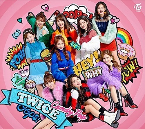 Candy Pop (Type B) [CD+DVD]