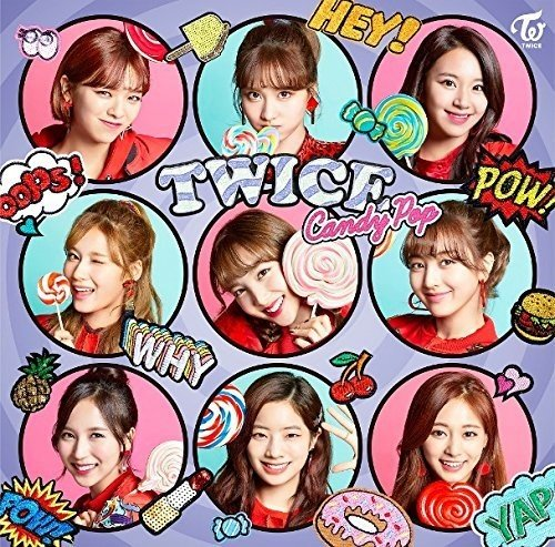 Candy Pop (Regular Edition) [CD]