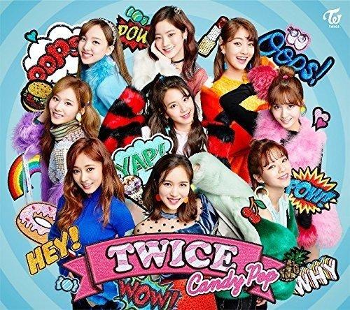 Candy Pop (Type A) [CD+DVD]