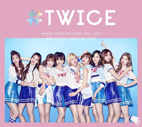 #TWICE (Type A) [CD+Photobook]